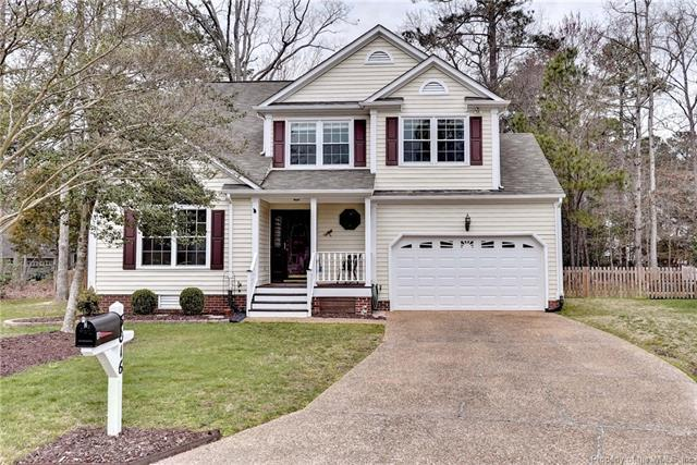 3016 Camrose Drive, Williamsburg, VA 23185 (MLS #1809803) :: Chantel Ray Real Estate