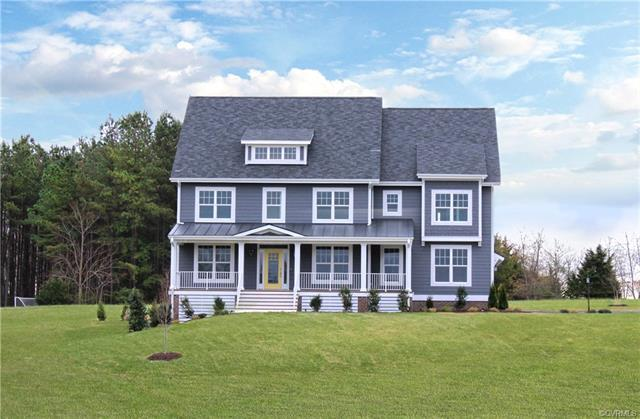 2330 Lanes End Place, Maidens, VA 23102 (#1809852) :: Abbitt Realty Co.