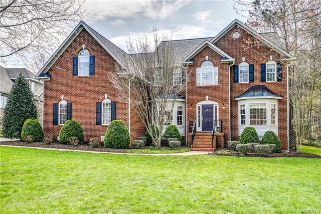 12133 Morestead Court, Glen Allen, VA 23059 (MLS #1809886) :: RE/MAX Commonwealth