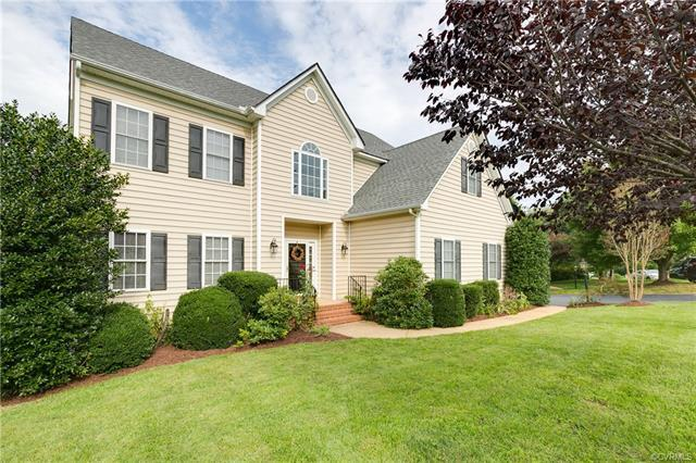 1418 Goswick Ridge Road, Midlothian, VA 23114 (MLS #1810077) :: Chantel Ray Real Estate