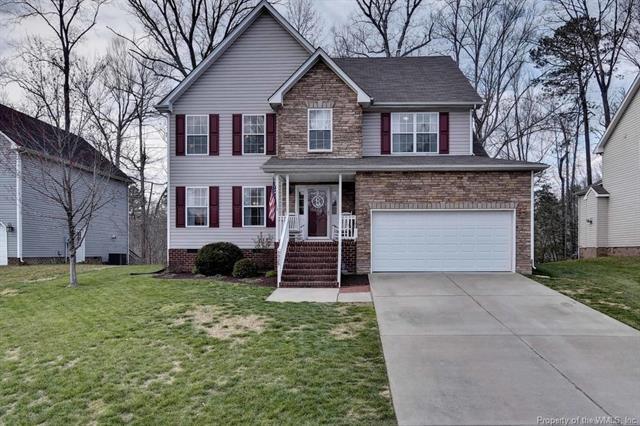 5928 Montpelier Drive, Williamsburg, VA 23188 (MLS #1810092) :: Chantel Ray Real Estate