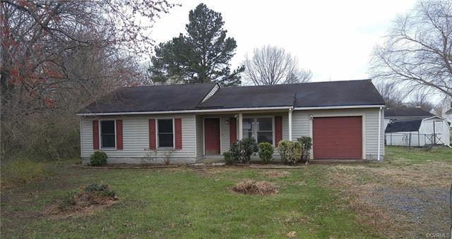 6631 Elkhardt Road, North Chesterfield, VA 23225 (MLS #1810492) :: Chantel Ray Real Estate