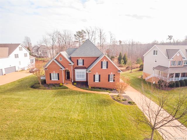 3007 Calcutt Drive, Midlothian, VA 23113 (MLS #1810580) :: Chantel Ray Real Estate