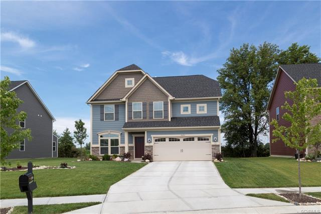 10501 Centralia Station Road, Chester, VA 23831 (MLS #1810602) :: Chantel Ray Real Estate