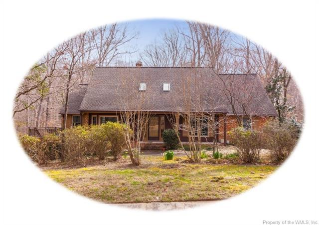 121 Little John Road, Williamsburg, VA 23185 (#1810693) :: Green Tree Realty