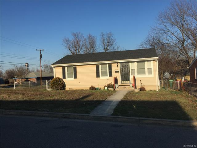1101 Pointer Street, Petersburg, VA 23803 (MLS #1810695) :: Chantel Ray Real Estate