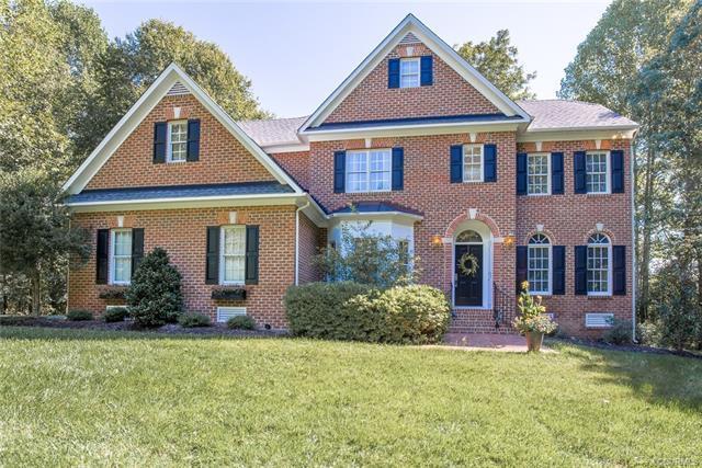 1208 Hawkwell Drive, Maidens, VA 23102 (#1810744) :: Abbitt Realty Co.