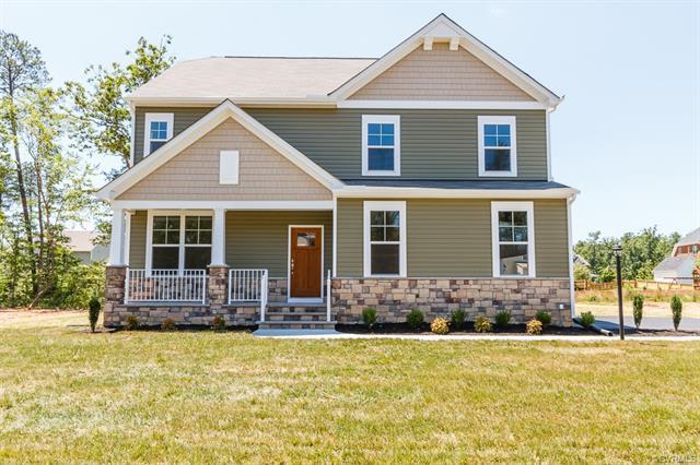 9609 Big Tree Lane, Henrico, VA 23060 (MLS #1810780) :: Chantel Ray Real Estate
