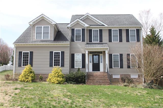3915 Cold Spring Road, Williamsburg, VA 23188 (MLS #1810817) :: Chantel Ray Real Estate