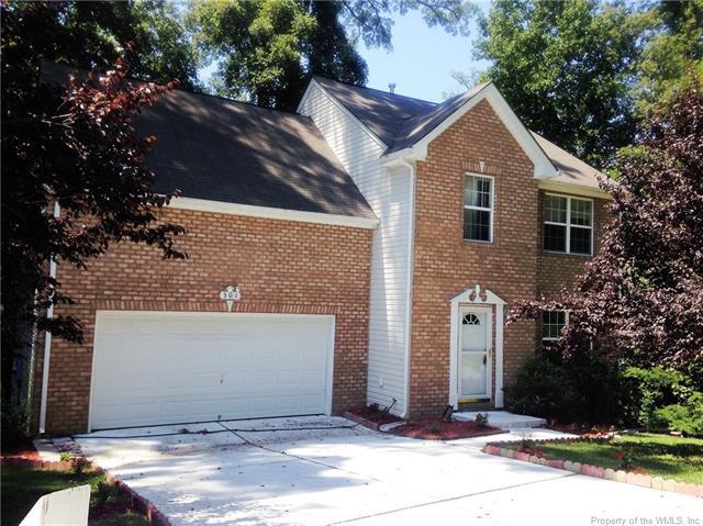 301 Merlot Drive, Williamsburg, VA 23185 (#1811030) :: Green Tree Realty