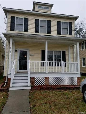 106 Lafayette Avenue, Colonial Heights, VA 23834 (#1811110) :: Green Tree Realty