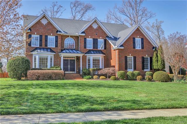 2918 Calcutt Drive, Midlothian, VA 23113 (MLS #1811190) :: Chantel Ray Real Estate