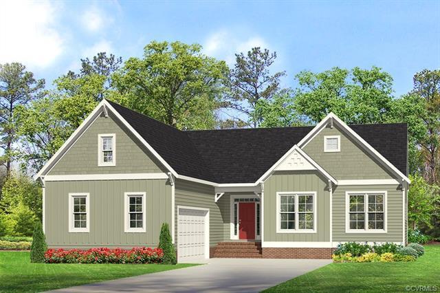 22 Longtail Lane, Mechanicsville, VA 23116 (MLS #1811211) :: Chantel Ray Real Estate