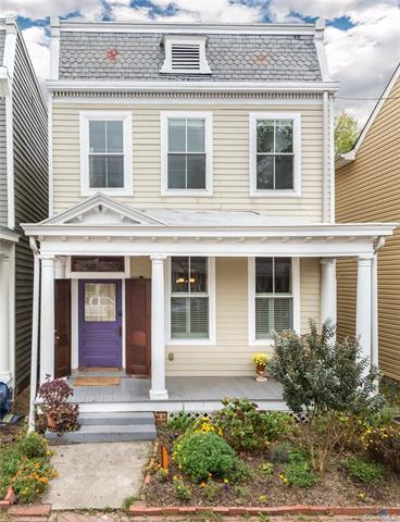 617 N 31st Street, Richmond, VA 23223 (MLS #1811278) :: The RVA Group Realty