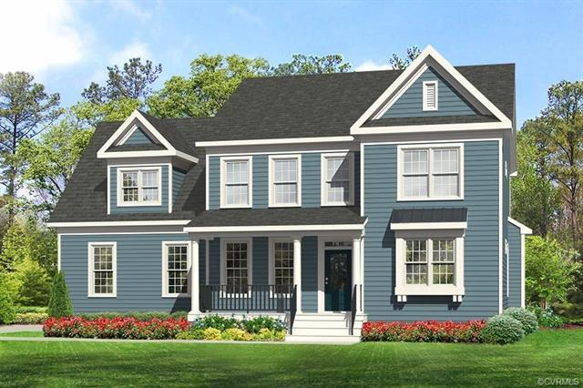 8 Royal Crown Court, Mechanicsville, VA 23116 (MLS #1811405) :: Chantel Ray Real Estate