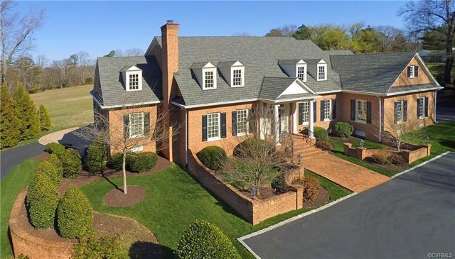 300 Wickham Glen Drive, Richmond, VA 23238 (MLS #1811412) :: Small & Associates