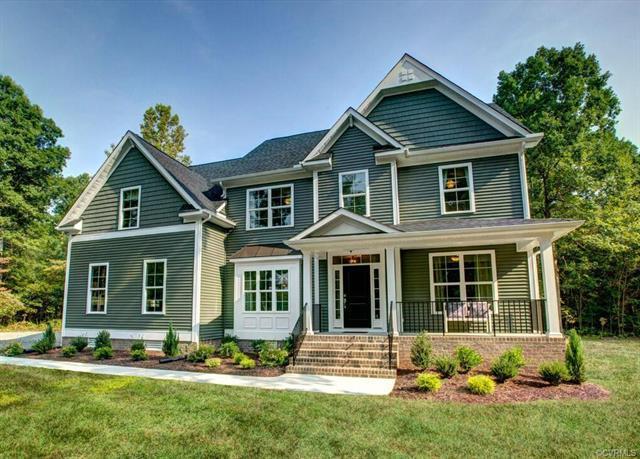 26 Longtail Lane, Hanover, VA 23116 (MLS #1811567) :: Chantel Ray Real Estate
