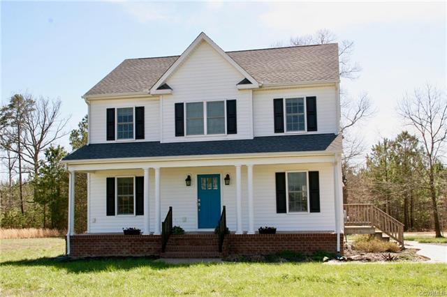 13342 Farm View Drive, Ashland, VA 23005 (MLS #1811610) :: Small & Associates