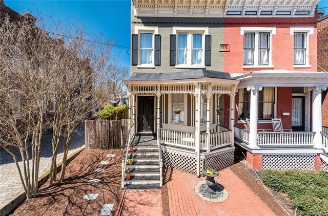 312 N 23rd Street, Richmond, VA 23223 (MLS #1811706) :: Small & Associates
