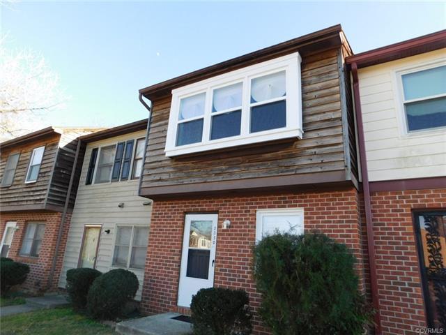 2350 Hill Street F, Petersburg, VA 23803 (MLS #1811872) :: RE/MAX Action Real Estate