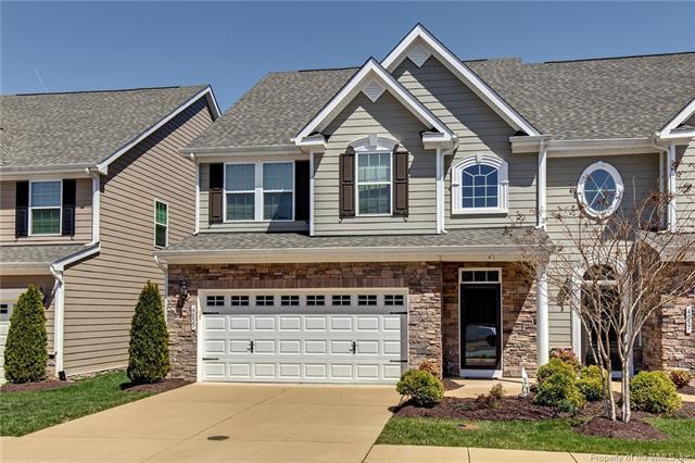4055 Coronation #4055, Williamsburg, VA 23188 (MLS #1811955) :: RE/MAX Action Real Estate