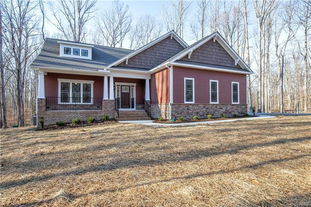 2352 Rock Castle Road, Goochland, VA 23063 (MLS #1811969) :: The RVA Group Realty