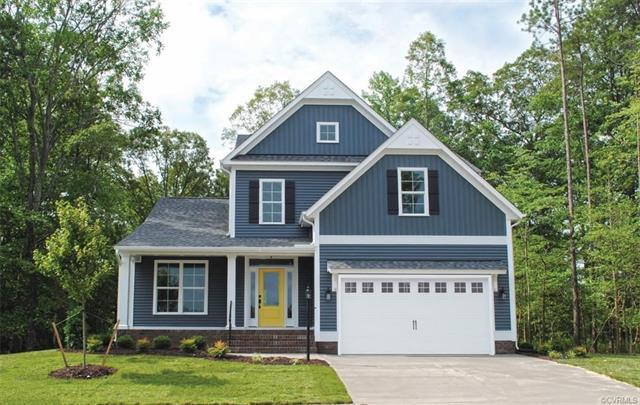 6 Crossbill Court, Mechanicsville, VA 23116 (MLS #1812203) :: Chantel Ray Real Estate