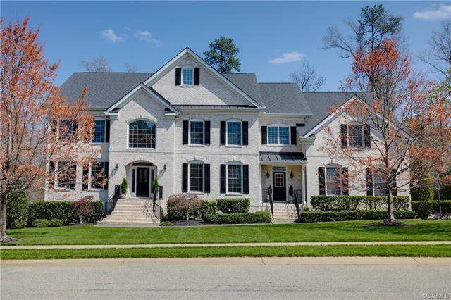 4007 Welby Drive, Midlothian, VA 23113 (MLS #1812250) :: Chantel Ray Real Estate