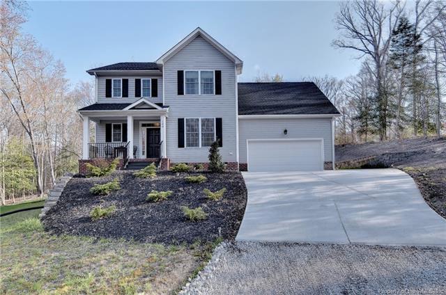 109 Rich Neck Road, Williamsburg, VA 23185 (MLS #1812255) :: Chantel Ray Real Estate
