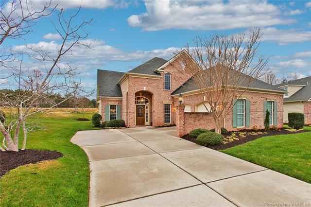 5632 Villa Green Drive, New Kent, VA 23140 (MLS #1812265) :: Chantel Ray Real Estate