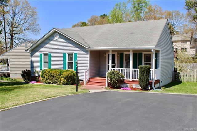6154 Winding Hills Drive, Mechanicsville, VA 23111 (MLS #1812331) :: EXIT First Realty