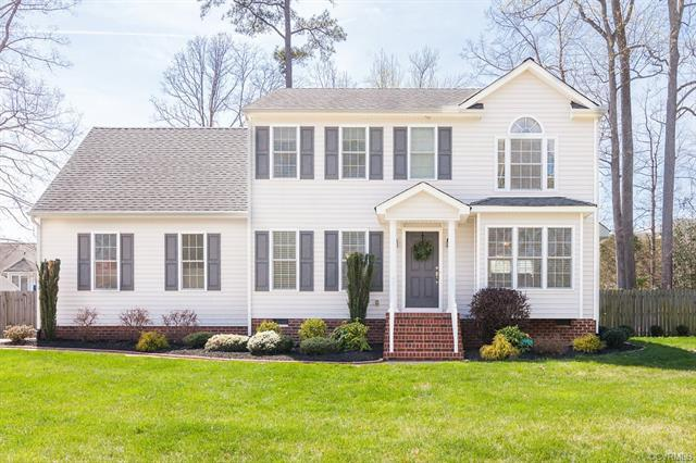 5024 Clear Ridge Terrace, Midlothian, VA 23112 (MLS #1812460) :: Small & Associates