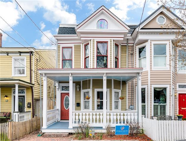 3011 E Marshall Street, Richmond, VA 23223 (MLS #1812478) :: The RVA Group Realty