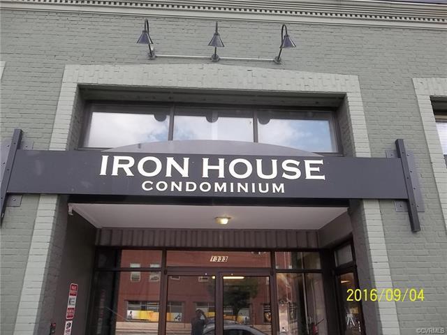 1333 W Broad Street U208, Richmond, VA 23220 (MLS #1812570) :: Small & Associates