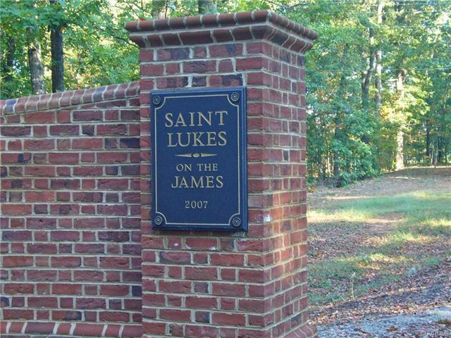 3170 Saint Lukes Place, Powhatan, VA 23139 (#1812607) :: Abbitt Realty Co.