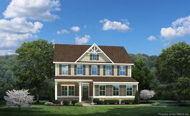 4705 Peleg's Way, Williamsburg, VA 23185 (MLS #1812621) :: Chantel Ray Real Estate