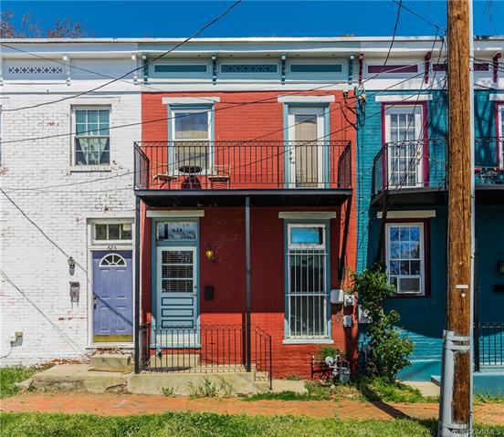 624 Holly Street, Richmond, VA 23220 (MLS #1812698) :: Small & Associates