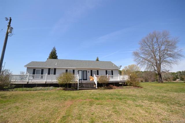 1295 Fox Point Road, Reedville, VA 22539 (#1812711) :: Green Tree Realty