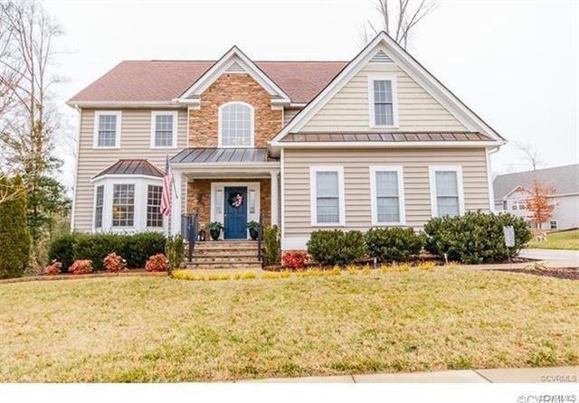 2790 Patriots Landing Drive, New Kent, VA 23141 (MLS #1812801) :: Chantel Ray Real Estate
