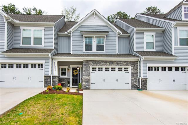8182 Marley Drive #8182, Mechanicsville, VA 23116 (MLS #1812870) :: EXIT First Realty