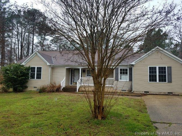 213 Parchment Boulevard, Williamsburg, VA 23185 (MLS #1812955) :: Chantel Ray Real Estate