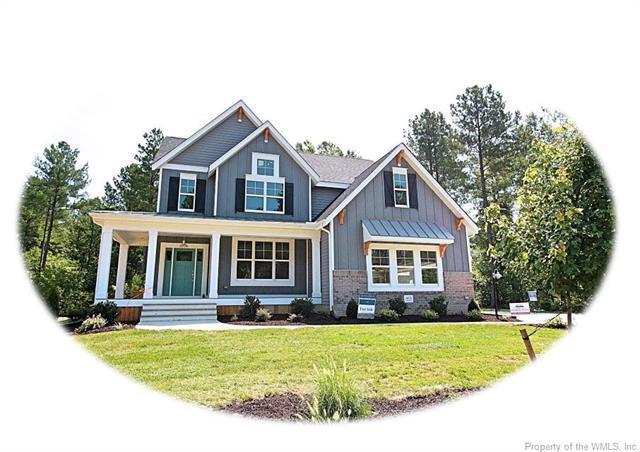 3139 Ponderosa Pine Lane, Quinton, VA 23141 (MLS #1813006) :: Chantel Ray Real Estate