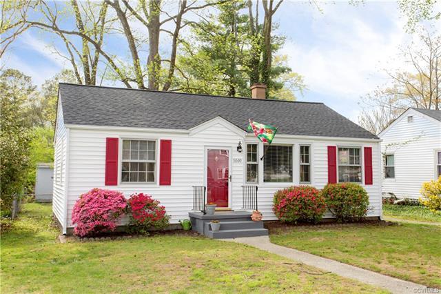5510 Chamberlayne Avenue, Henrico, VA 23227 (MLS #1813125) :: RE/MAX Commonwealth