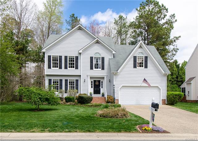 9328 Crossover Drive, Mechanicsville, VA 23116 (MLS #1813161) :: EXIT First Realty