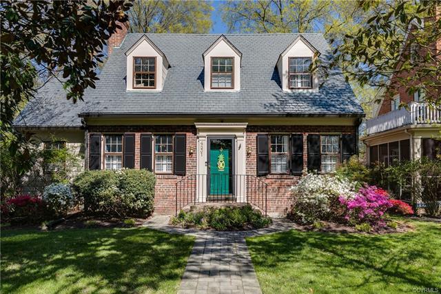 4831 W Seminary Avenue, Richmond, VA 23227 (MLS #1813220) :: Small & Associates