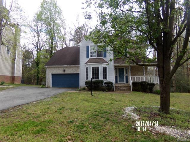 7903 Pleasant Pond Lane, Chesterfield, VA 23832 (MLS #1813399) :: The RVA Group Realty