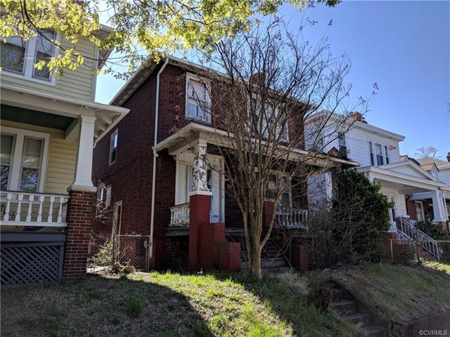 607 N 37th Street, Richmond, VA 23223 (MLS #1813401) :: Small & Associates