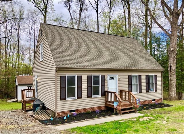 7460 Early Drive, Mechanicsville, VA 23111 (MLS #1813429) :: EXIT First Realty