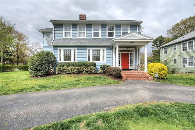 4200 Seminary Avenue, Richmond, VA 23227 (MLS #1813453) :: Small & Associates