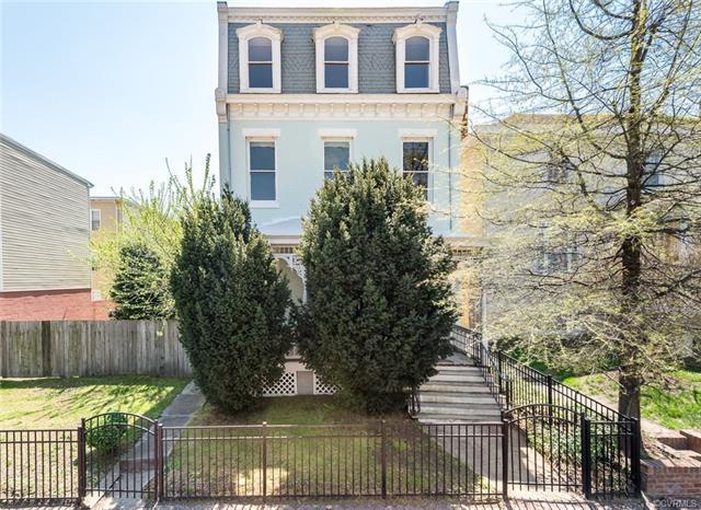609 W Cary Street, Richmond, VA 23220 (MLS #1813475) :: Small & Associates
